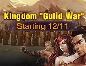Kingdom Guild War Update: Changes for Rules & Requirements