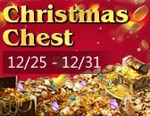 Christmas Chest Monster Hunt Starts Christmas Day!