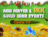 """New """"Emperor_EU"""" Server Reservation Extended to Jan. 5th!"""