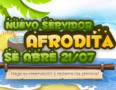 Parche 8908: Servidor Nuevo Afrodita(EU.)