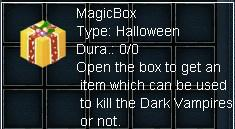 magic box