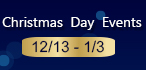 Christmas Day Events