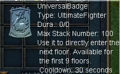 Universal Badge