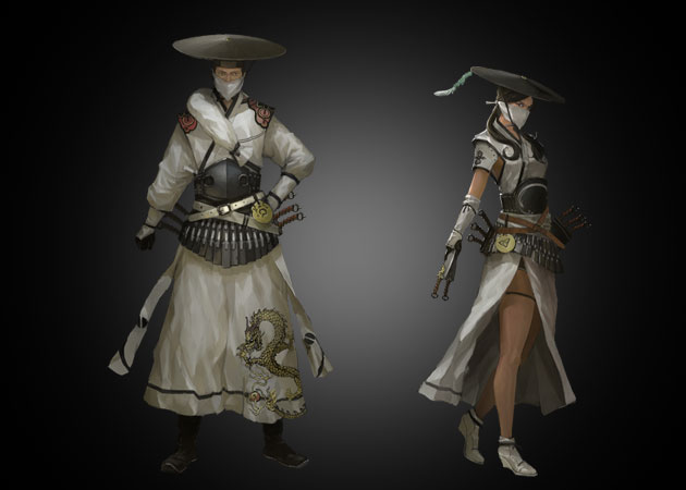 Oriental Assassin