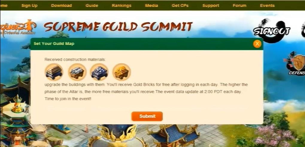 guild leader login