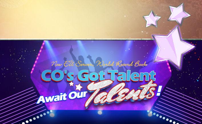 CO's got talent