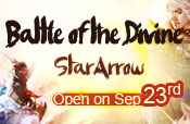 Battle of the Divine:StarArrow