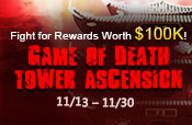 Game of Death Tower Ascension