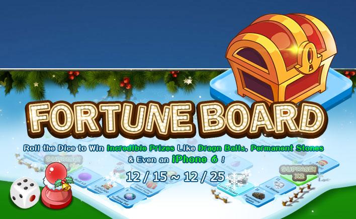 Fortune Board