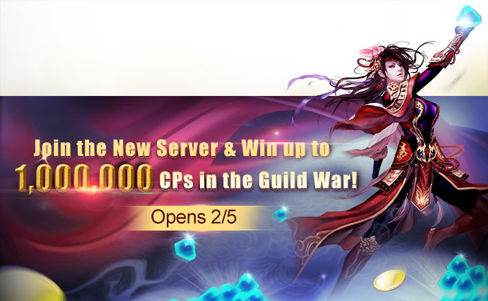 New Server Reservation Warlord