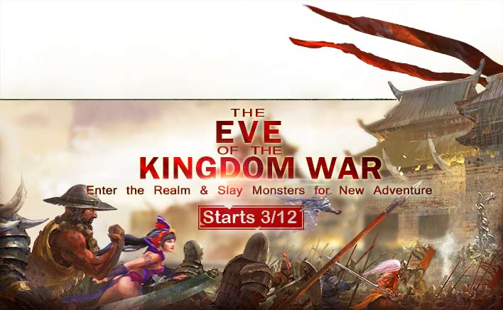 The Eve of The Kingdom War