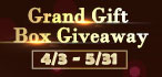 Grand Gift Box Giveaway