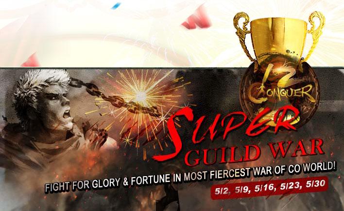 Super Guild War