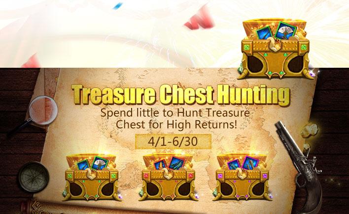 Treasure Chest Hunting