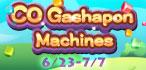 CO Gashapon Machines