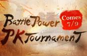 Battle Power PK Tournament