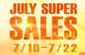 July Super Sales