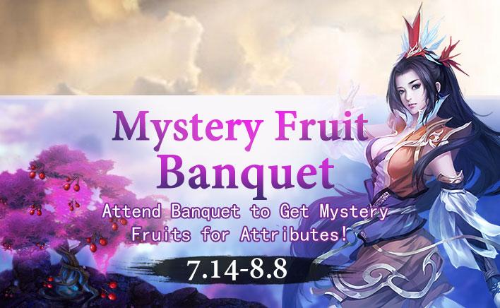 Mystery Fruit Banquet