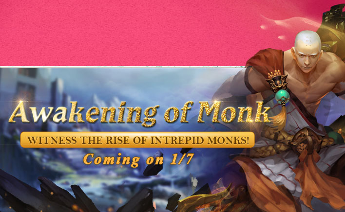 awakening of monk