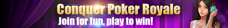 Conquer Poker Royale