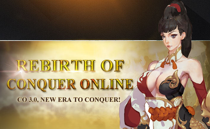 Rebirth of Conquer Online