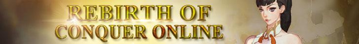 Rebirth of Conquer Online