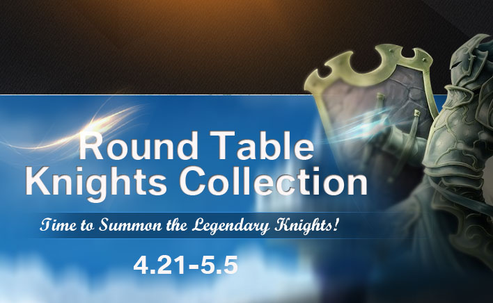 Round Table Knights Collection
