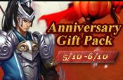 Anniversary Gift Pack