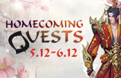 Homecoming Quests