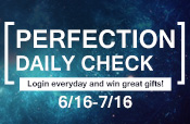 Perfection Daily Check-In