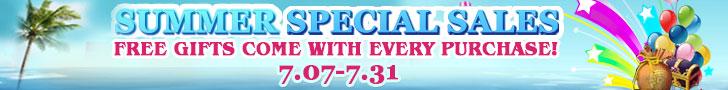Summer Special Sales