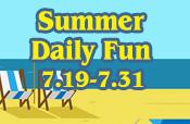 Summer Daily Fun