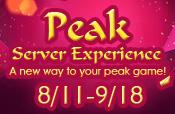 Peak Server Experience