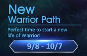 New Warrior Path