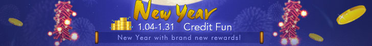 New Year Credit Fun