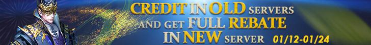 Full Credit Rebate