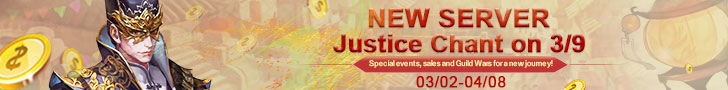 New Server-Justice Chant Opens on