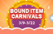 Bound Item Carnivals
