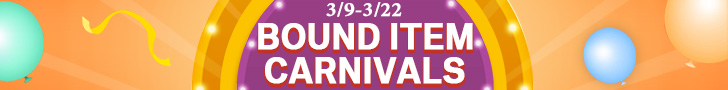 Bound Item Carnivals