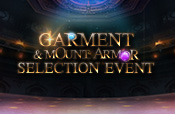 Garment Mount Armor Selection Event
