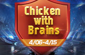Chicken with Brains