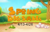 Spring Big Sales