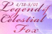 Legend of Celestial Fox