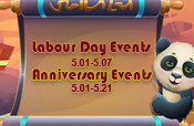 Labour Day Events & Anniversary Events