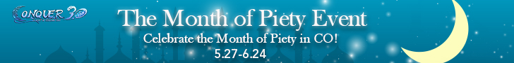 The Month of Piety Event