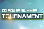 Co Poker Summer Cash Tournament