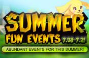 Summer Fun Events