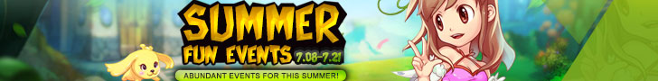 Summer Fun Events
