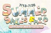 Summer Sales Fair