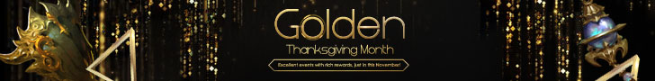 Golden Thanksgiving Month
